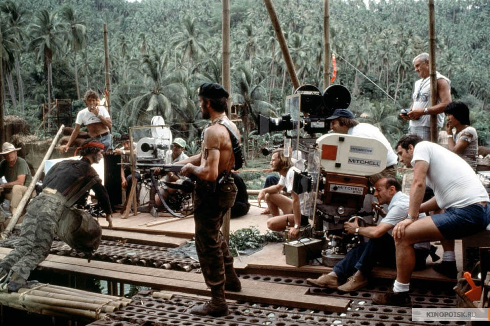 reality of the vietnam war depicted in apocalypse now film by francis ford coppola