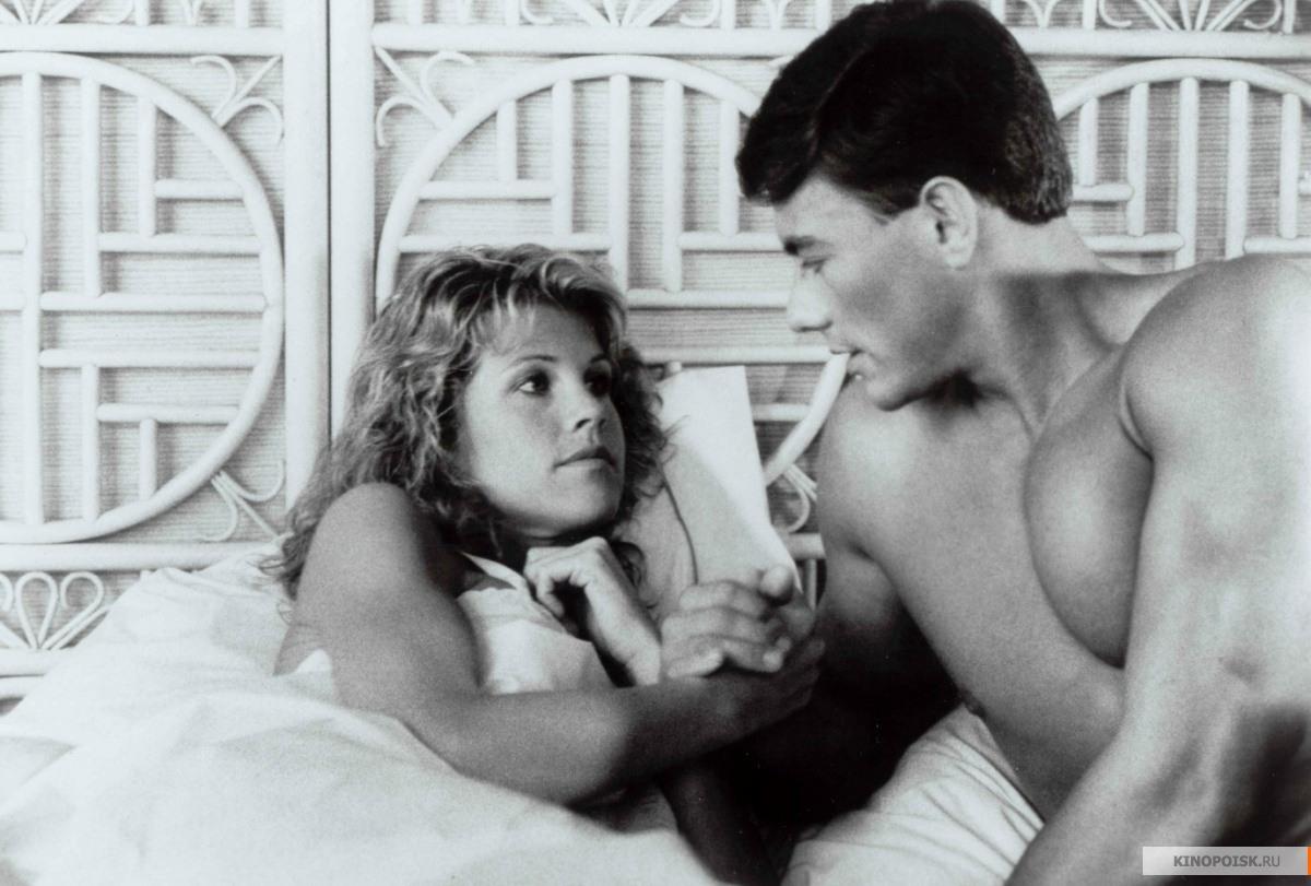"Фото: кровавый спорт / кадр из фильмa ""кровавый спорт"" (1988."