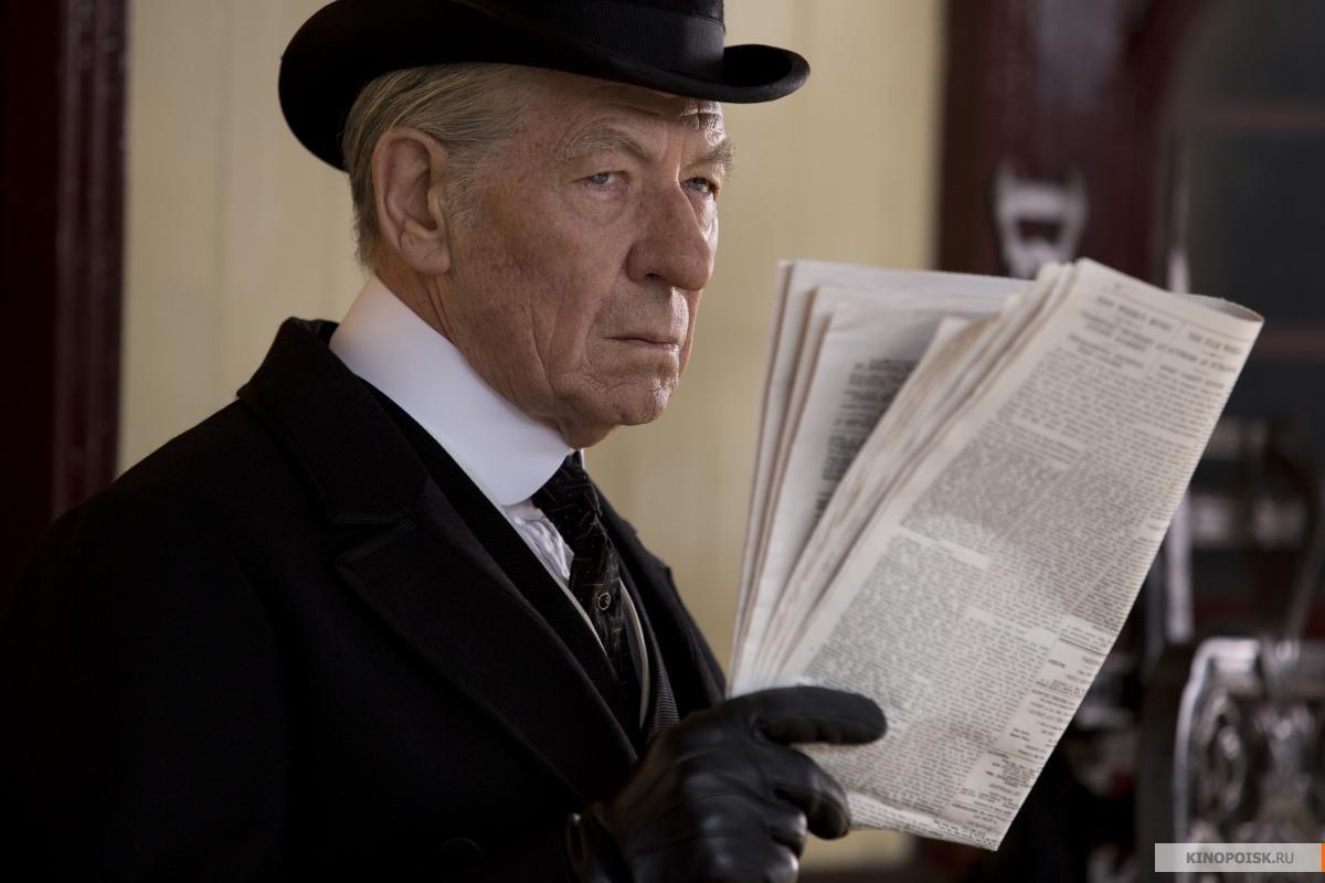 Містер Холмс (2015) Український дубляж