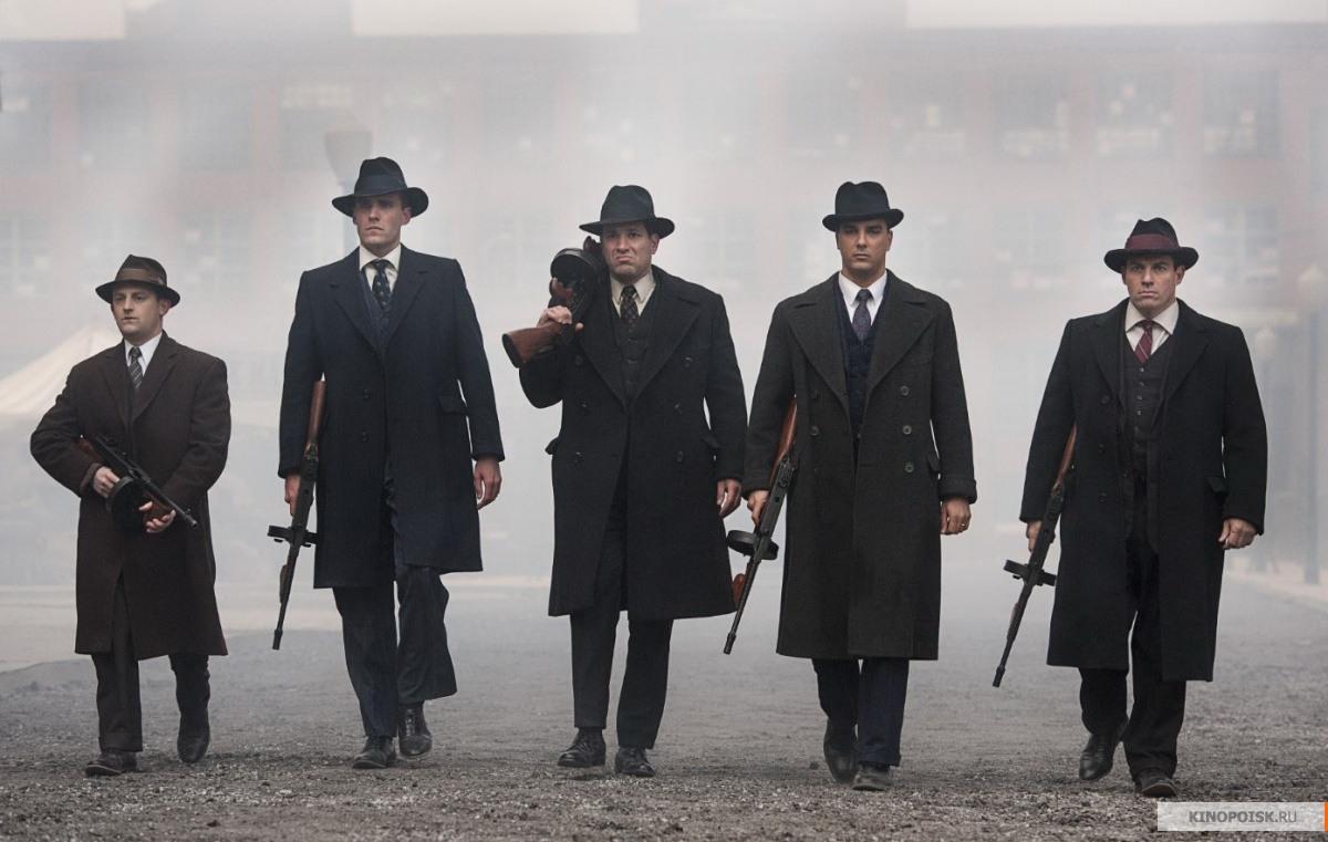 получили потрясающие гангстеры из италии фото его