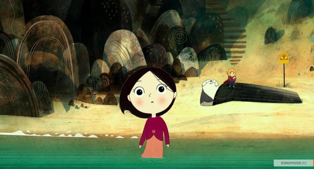 кадр №2 из фильма Песнь моря
