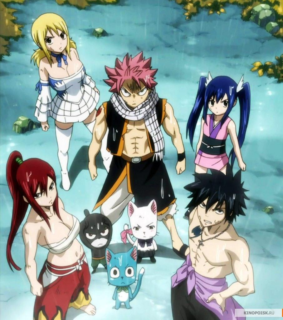 кадр №3 из фильма Сказка о хвосте феи OVA (2009) 1 сезон