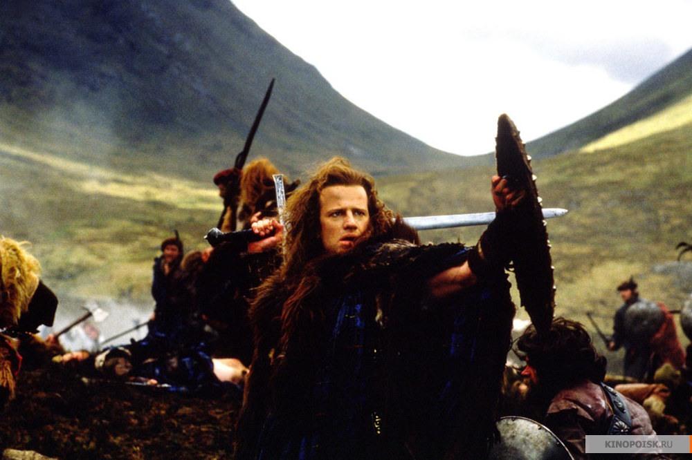 кадр №3 из фильма Горец (1986)