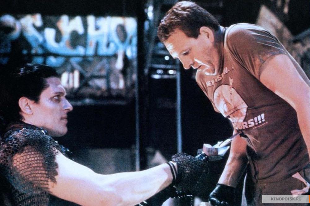 кадр №2 из фильма Горец (1986)