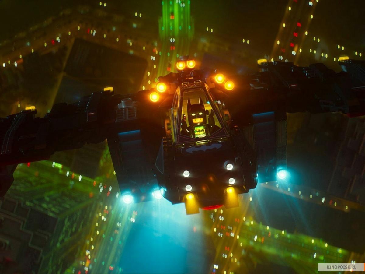кадр №3 из фильма Лего Фильм: Бэтмен / The LEGO Batman Movie - Смотреть он лайн