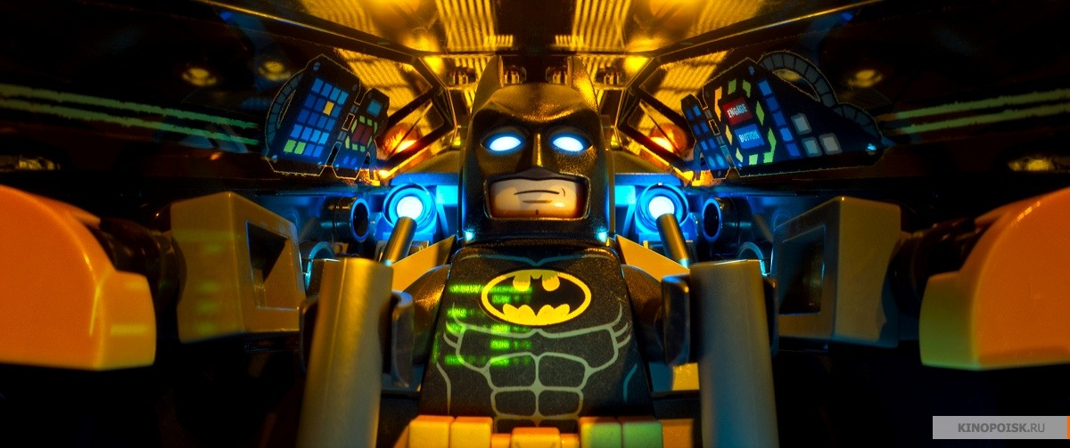 кадр №2 из фильма Лего Фильм: Бэтмен / The LEGO Batman Movie - Смотреть он лайн