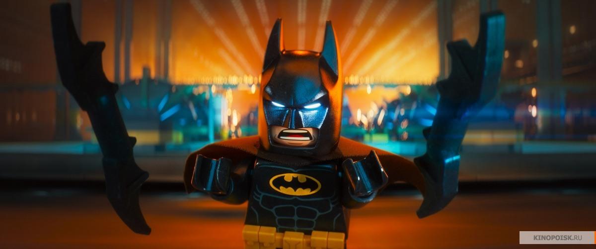 Лего Фильм: Бэтмен кадр 2