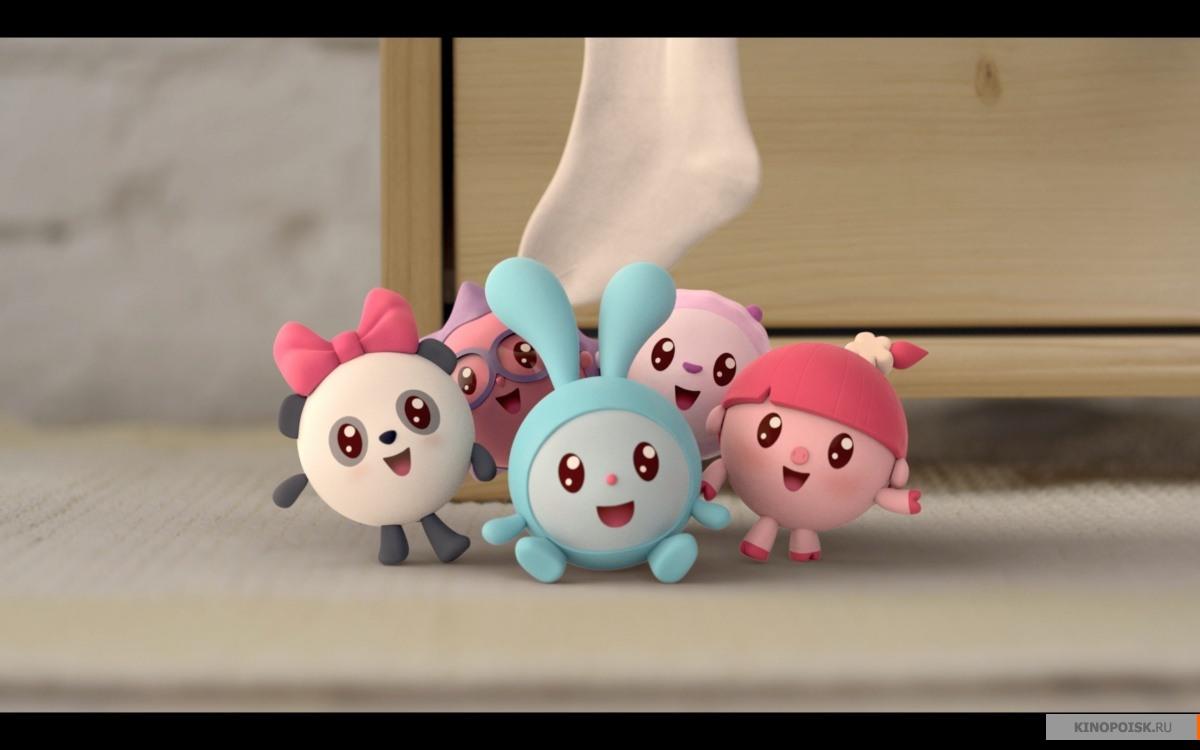 кадр из фильма: Малышарики (2015)