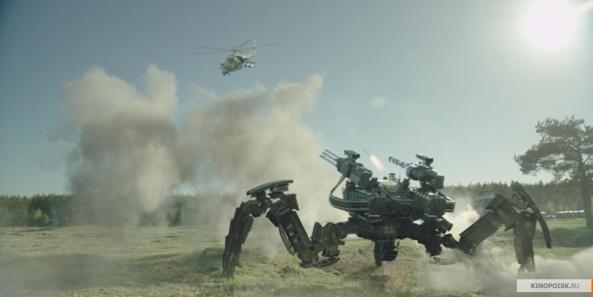 кадр из фильма Защитники