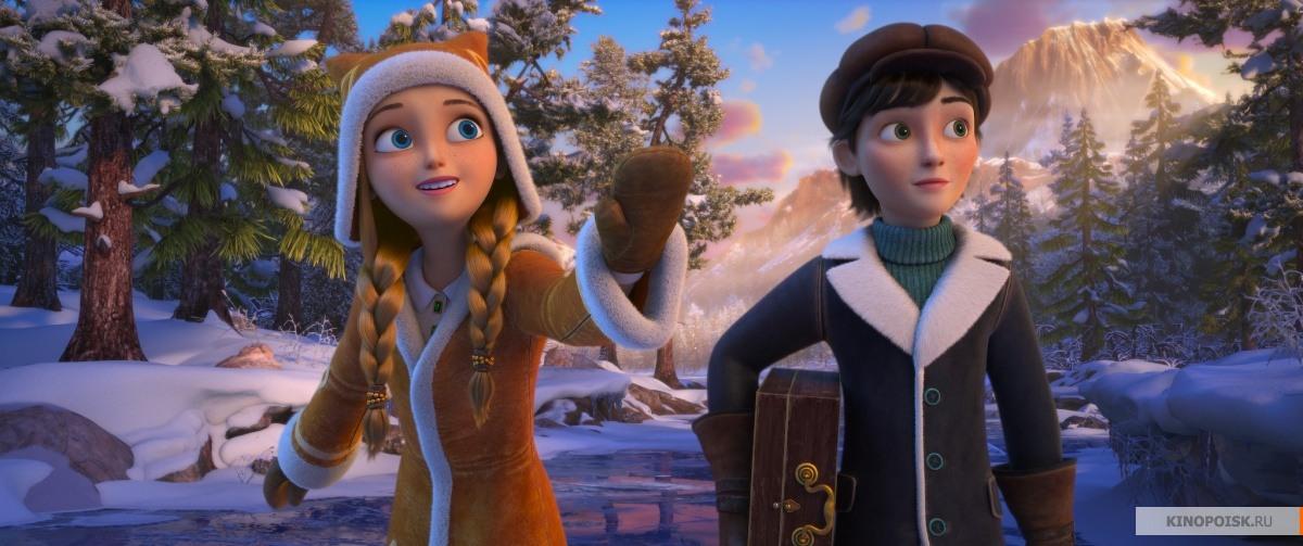 кадр №3 из фильма Снежная королева 3. Огонь и лед (2016)