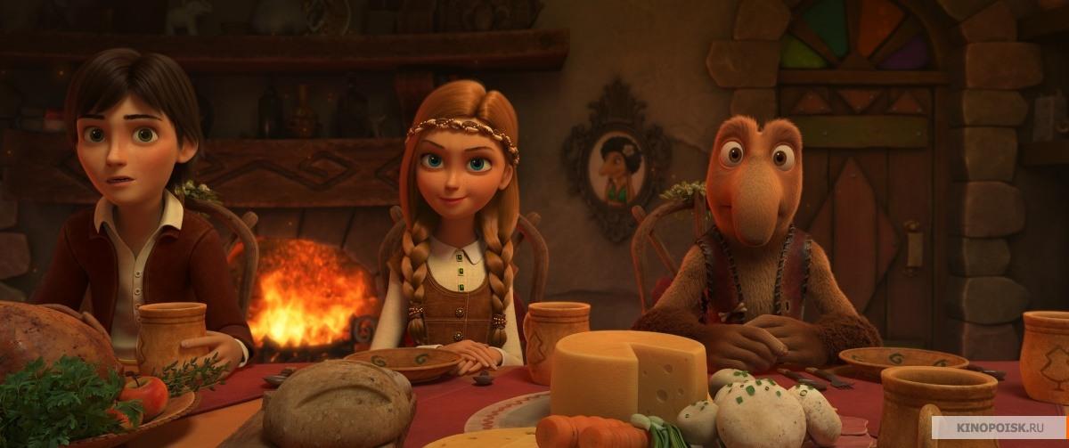 кадр №2 из фильма Снежная королева 3. Огонь и лед (2016)