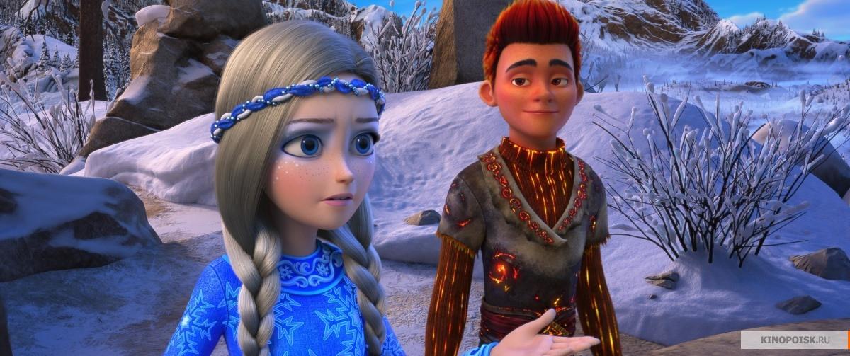 кадр №1 из фильма Снежная королева 3. Огонь и лед (2016)
