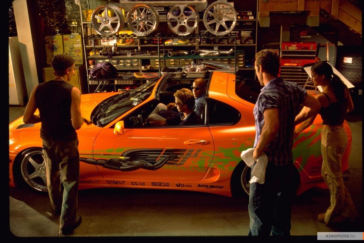 кадр №2 из фильма Форсаж (2001)