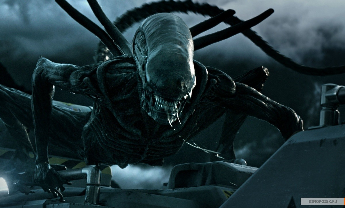 нет изображения - Чужой: Завет / Alien: Covenant