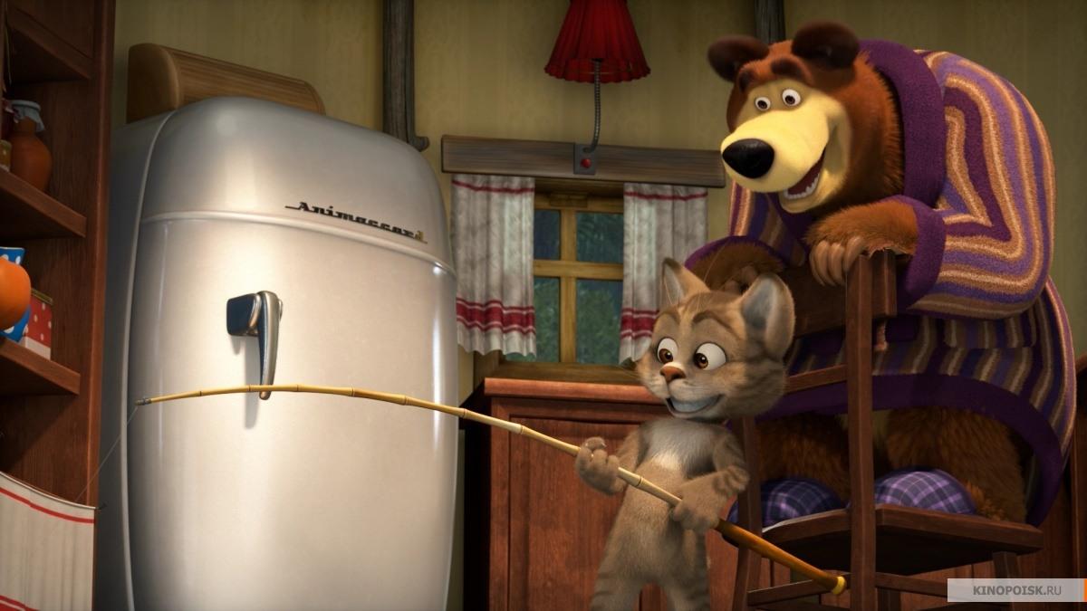 Третий скриншот Маша и медведь. Новые истории