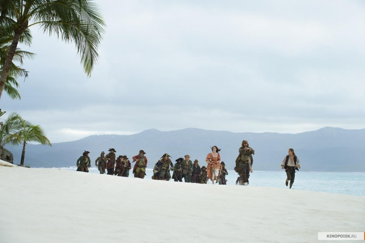 кадр №3 из фильма Пираты Карибского моря: Мертвецы не рассказывают сказки (2017)
