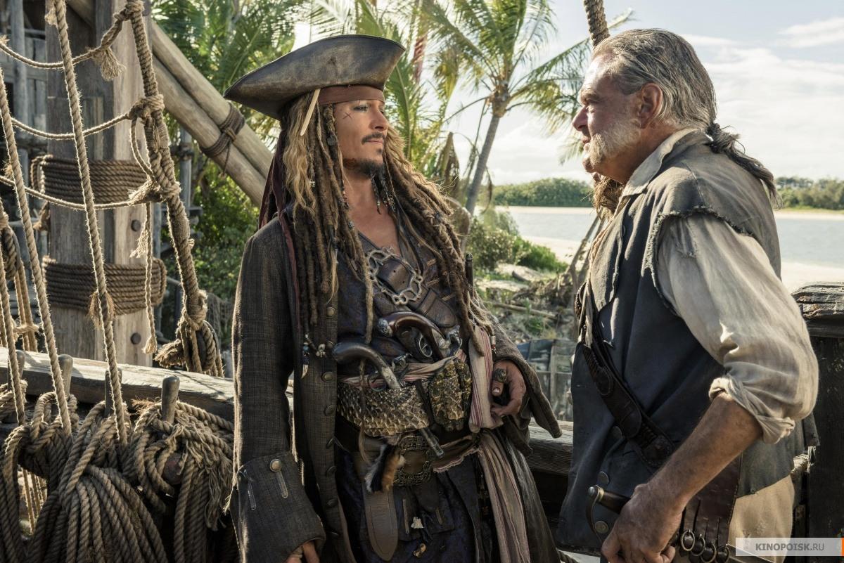 кадр №2 из фильма Пираты Карибского моря: Мертвецы не рассказывают сказки (2017)