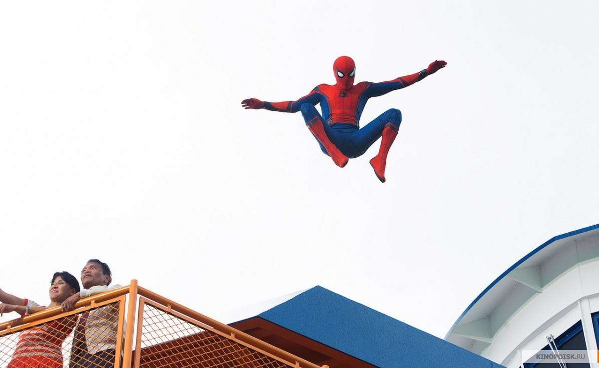 кадр №1 из фильма Человек-паук: Возвращение домой (2017)