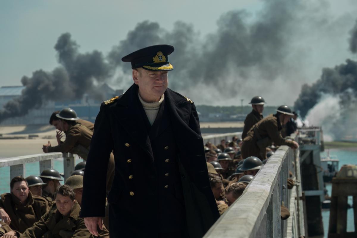 кадр №3 из фильма Дюнкерк (2017)