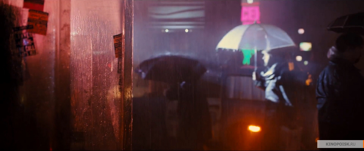 an analysis of the epic blade runner Some genius created a mashup of blade runner 2049 and la la land and had emma stone and ryan gosling meet in a dystopian version of the nightclub seb's.