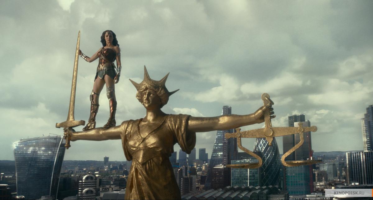 кадр №1 из фильма Лига справедливости (2017)