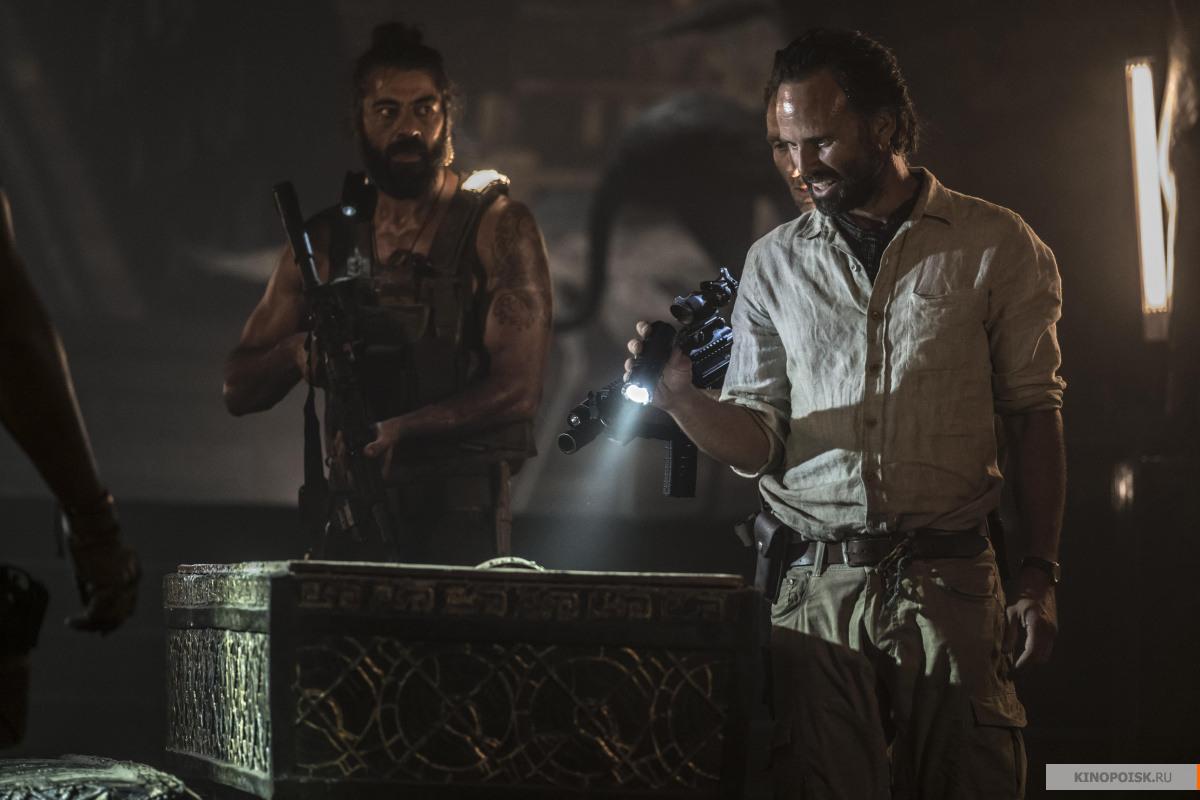 кадр №3 из фильма Tomb Raider: Лара Крофт (2018)