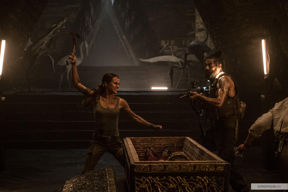 кадр №2 из фильма Tomb Raider: Лара Крофт (2018)