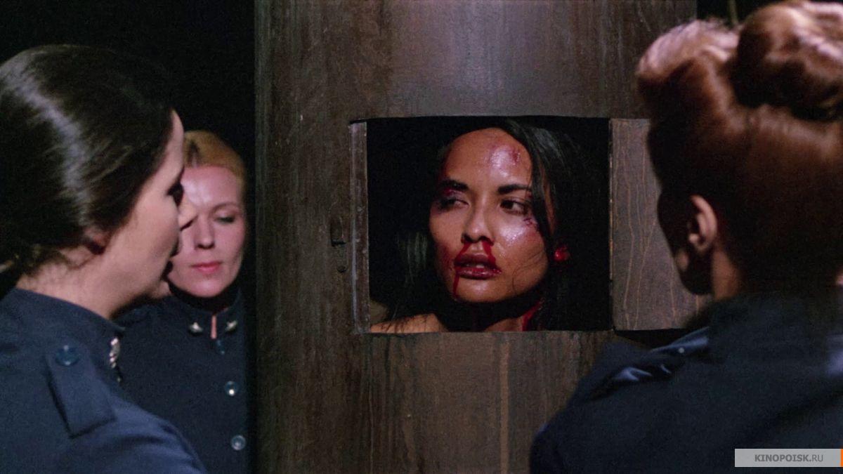 Фильм объятия женской тюрьмы меня