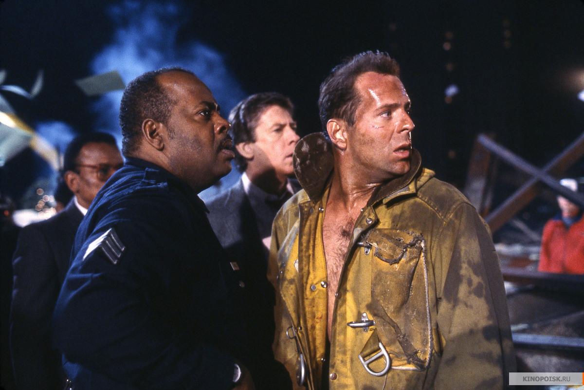 кадр №1 из фильма Крепкий орешек (1988)