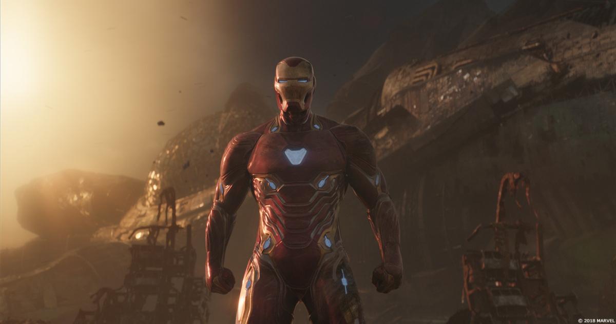 кадр №2 из фильма Мстители: Война бесконечности (2018)