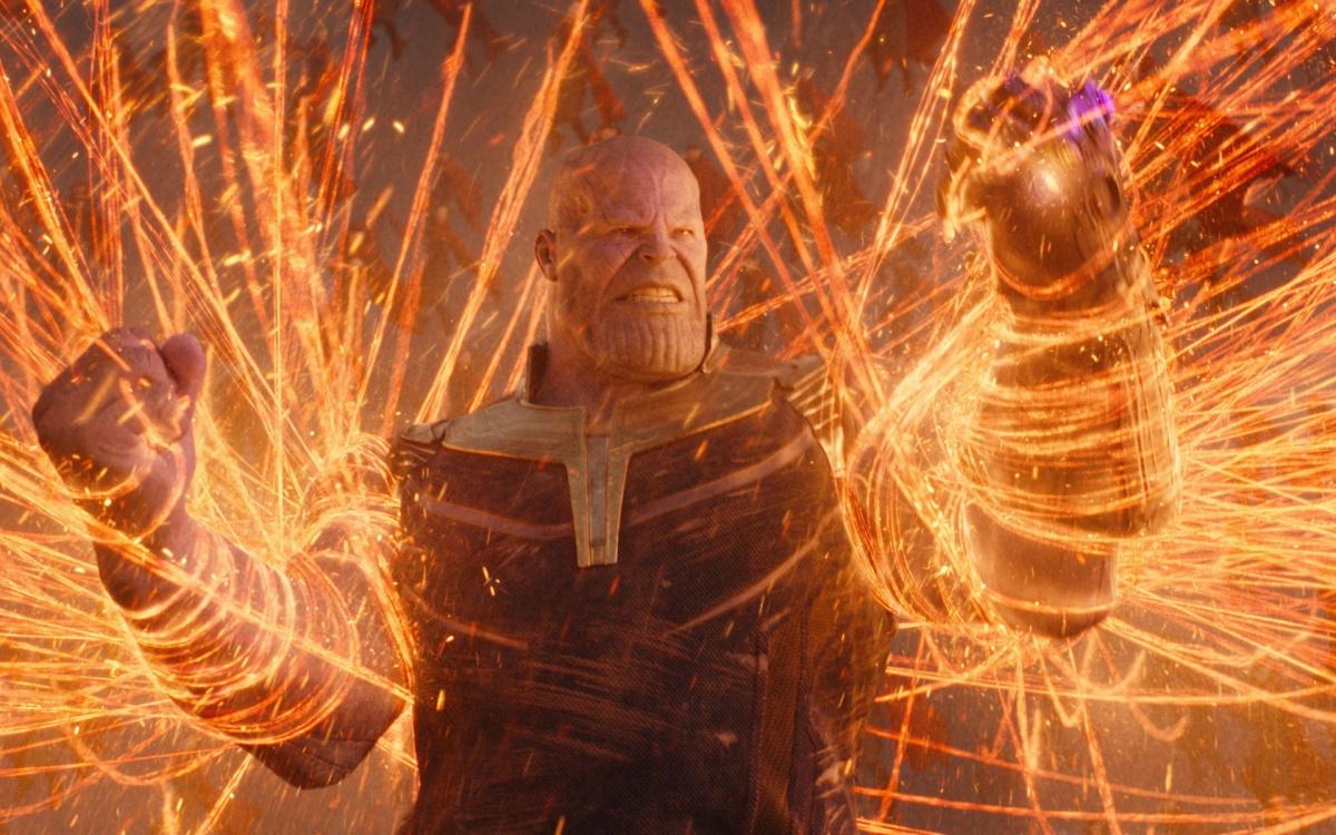 кадр №1 из фильма Мстители: Война бесконечности (2018)