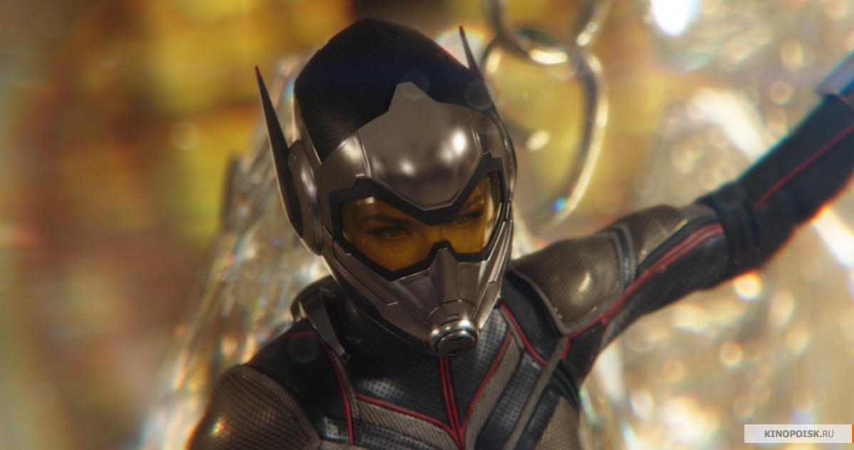кадр №2 из фильма Человек-муравей и Оса (2018)