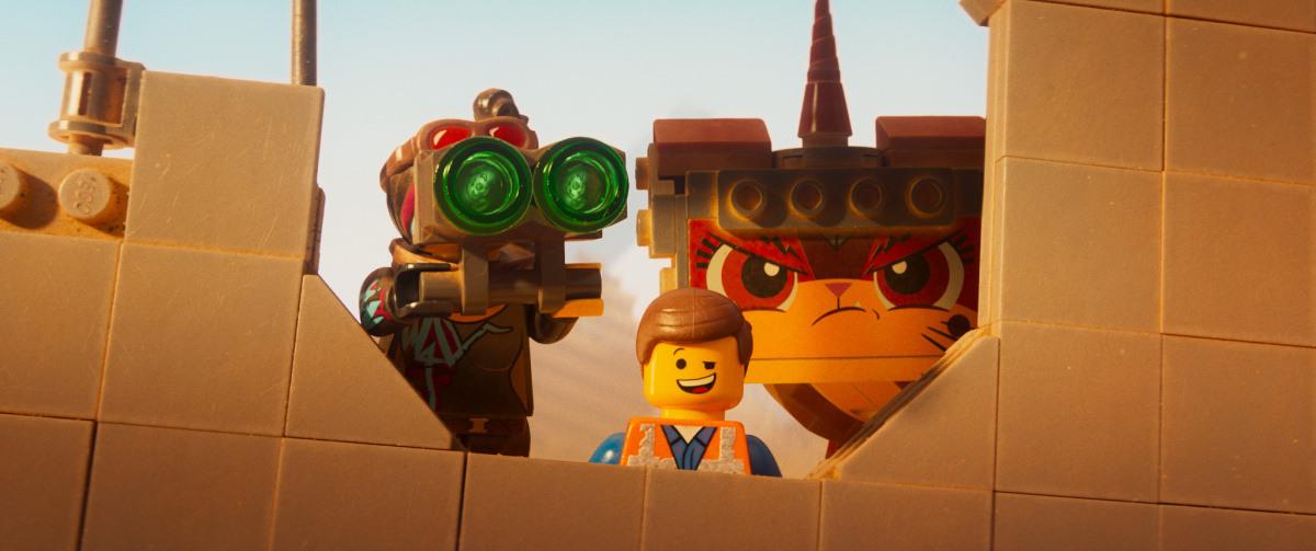 кадр №1 из фильма Лего Фильм 2 (2019)
