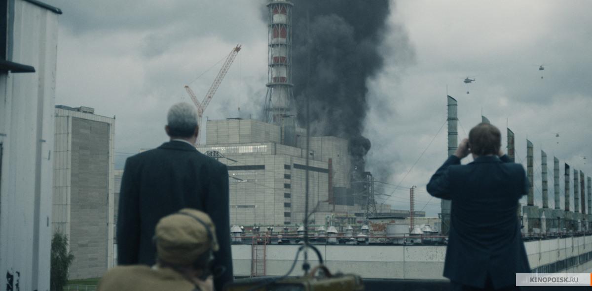 кадр №3 из фильма Чернобыль (2019)