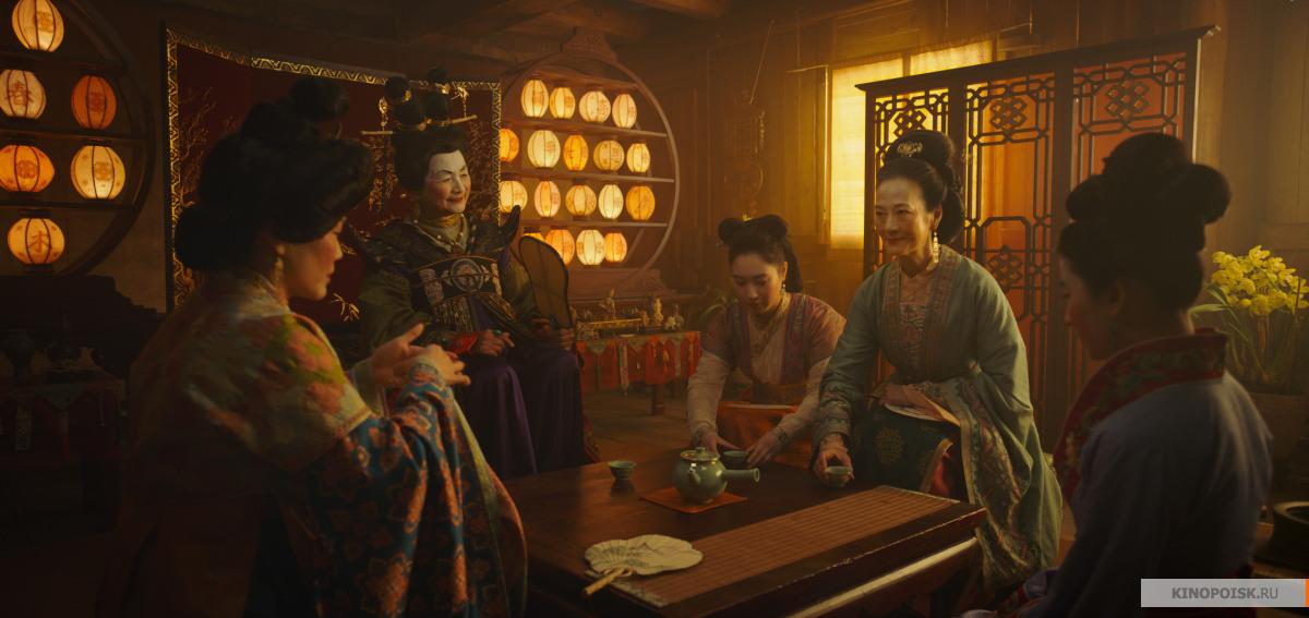 кадр №2 из фильма Мулан (2020)