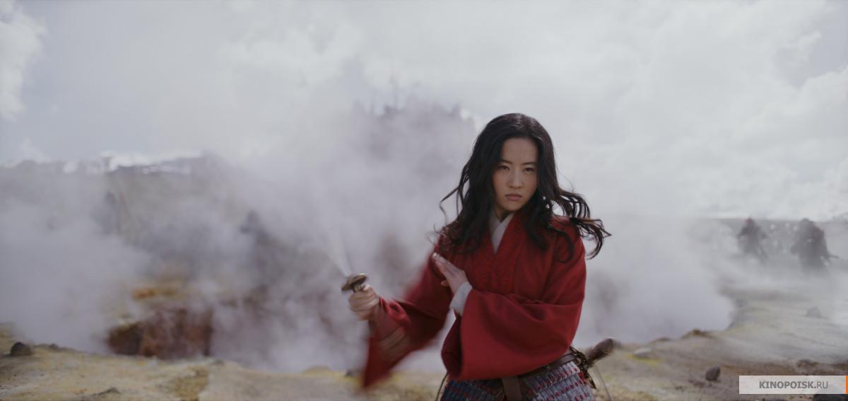 кадр №3 из фильма Мулан (2020)