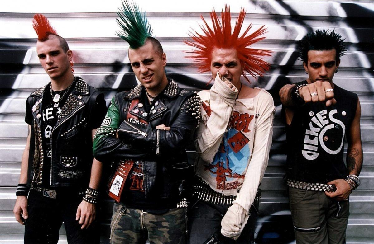 Картинки про панк-рок