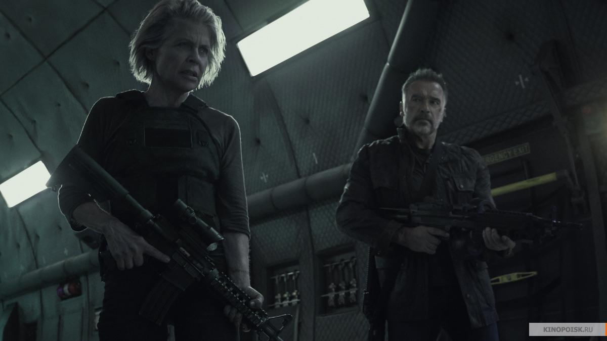 Терминатор 6 Темные судьбы 2019 фильм HD