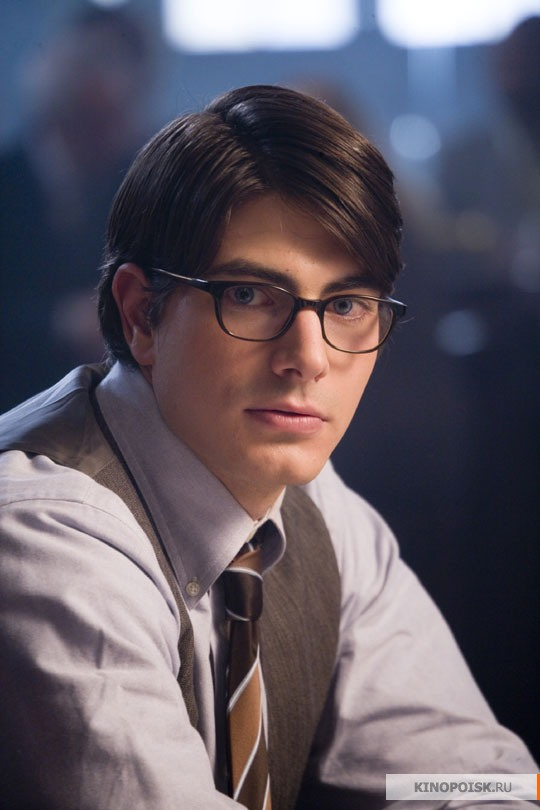 brandon routh clark kent - 550×752