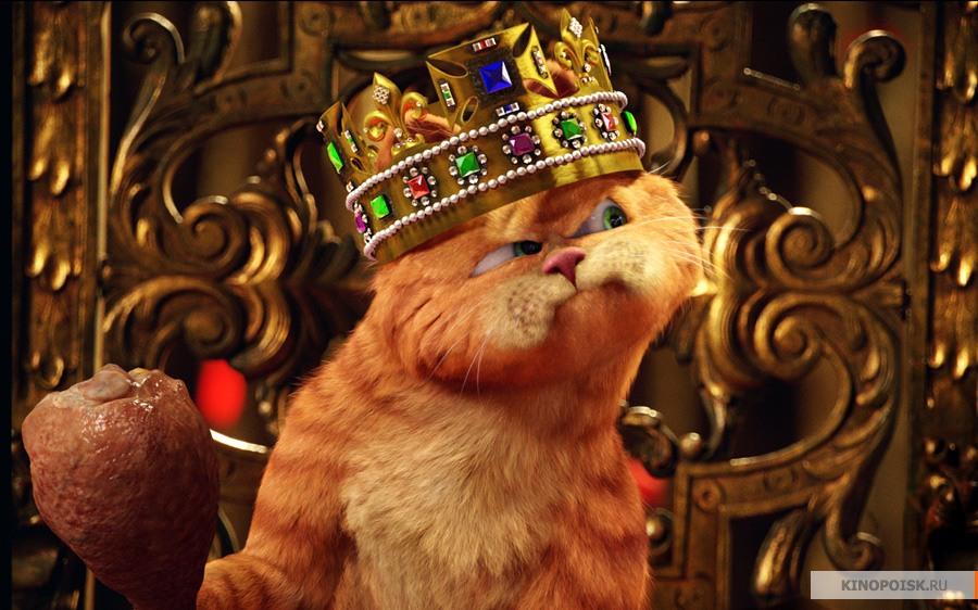 кадр №3 из фильма Гарфилд 2: История двух кошечек (2006)