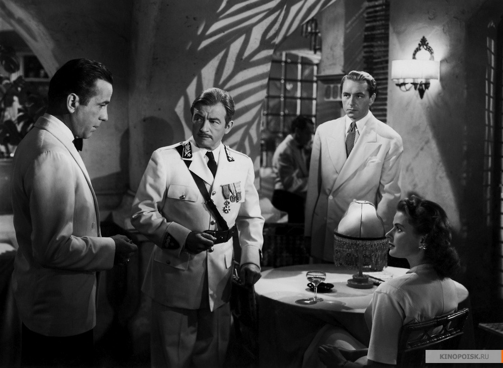 the film casablanca and the issue of censorship in the film industry Golden age of hollywood by censorship, the film industry attracted audiences with message conceded that the film transcended social issues of the time.