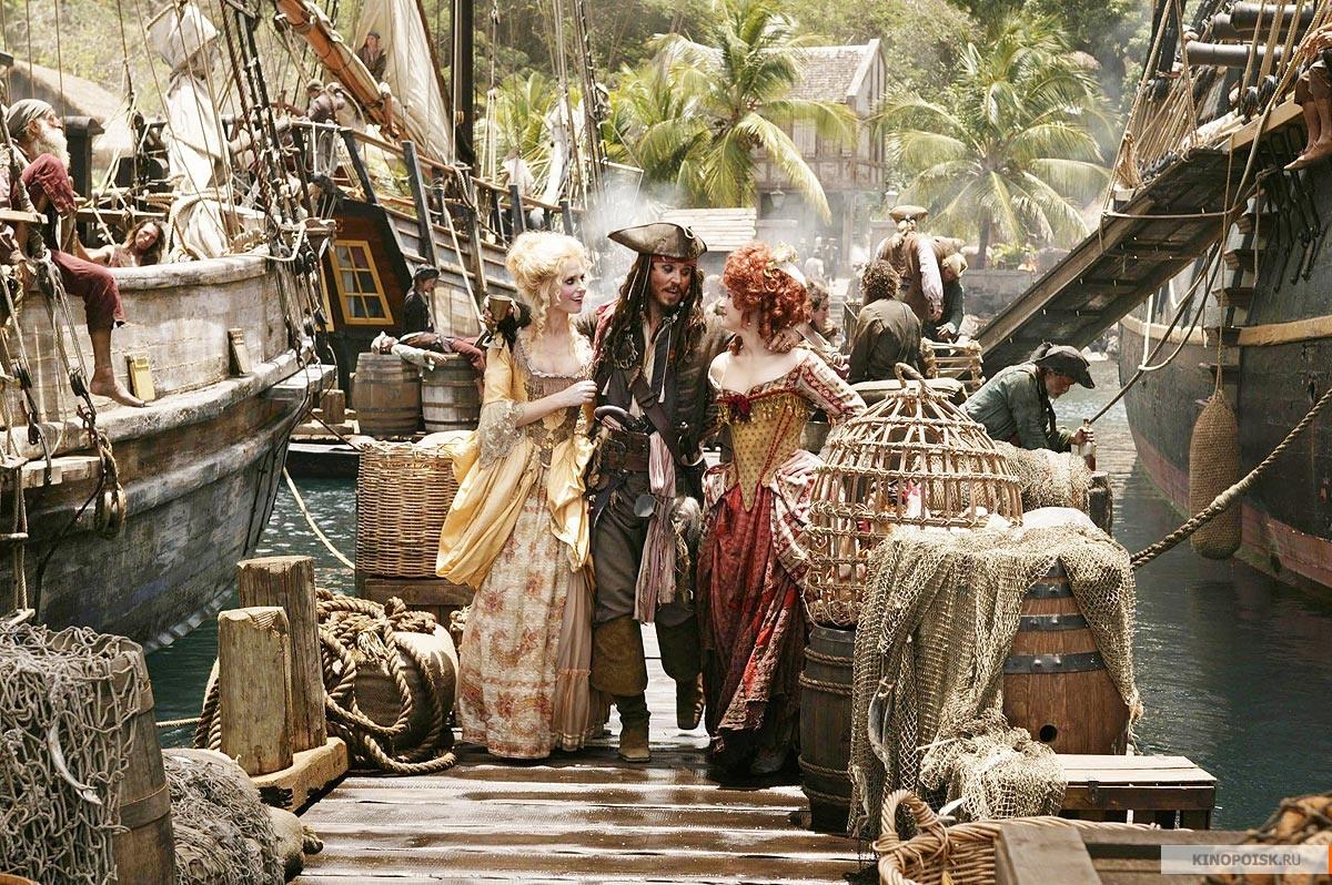 кадр №3 из фильма Пираты Карибского моря: На краю Света - смотреть онлайн