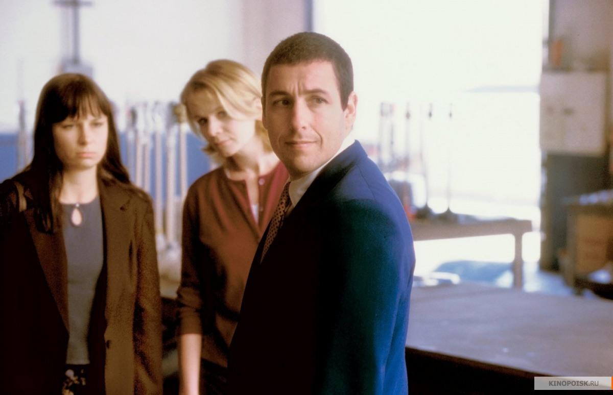 кадр №2 из фильма Любовь, сбивающая с ног (2002)