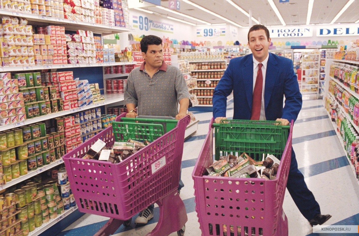 кадр №1 из фильма Любовь, сбивающая с ног (2002)