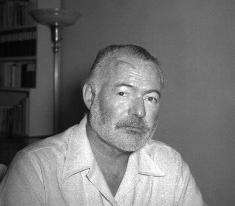 the early life and times of ernest hemingway