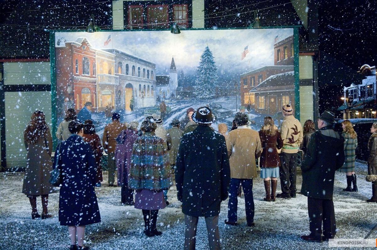 Фото: Рождественский коттедж / Кадр из фильма «Рождественский коттедж» (2008) #635439