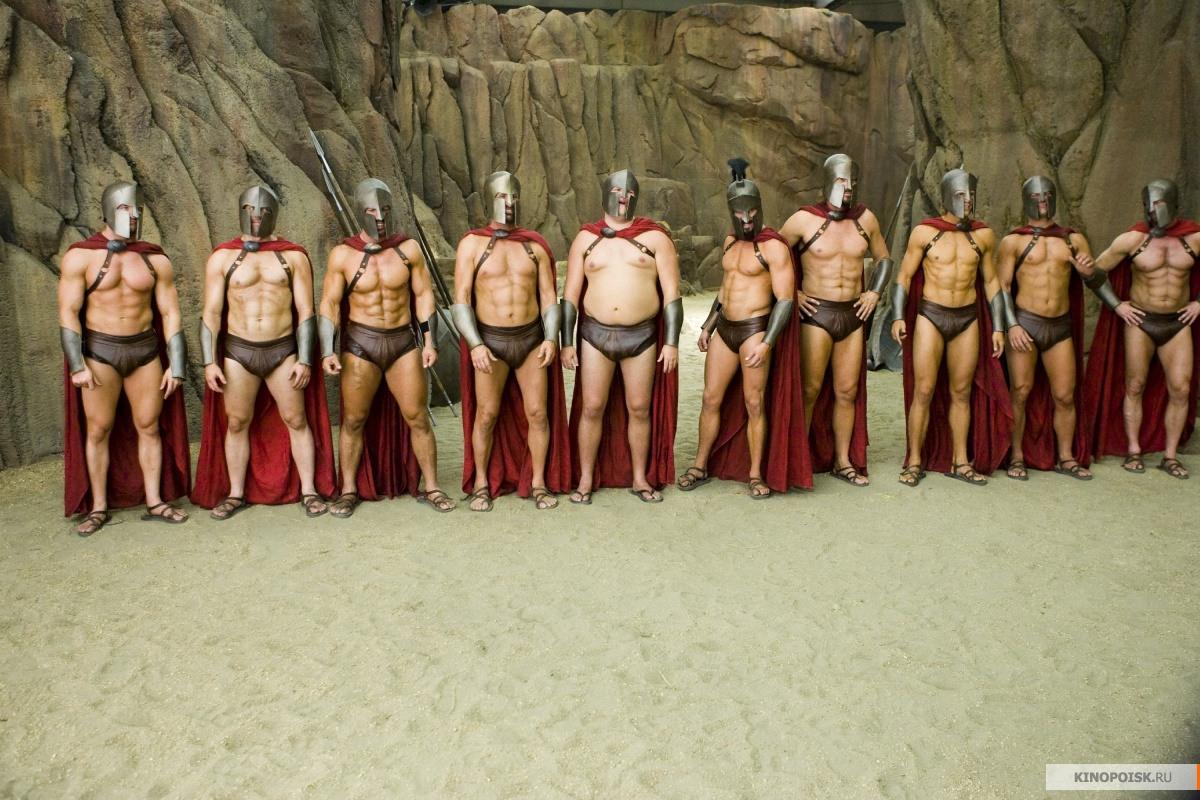 фото со спартанцами часть виниловых