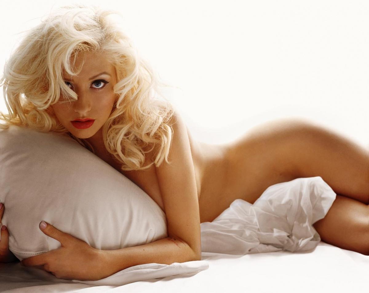 Кристина Агилера: «Я — очень сексуальна!»