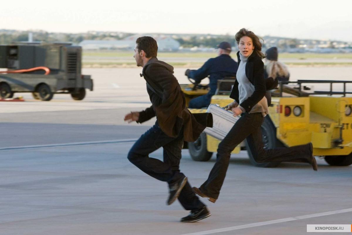 кадр №1 из фильма На крючке (2008)