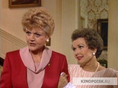 кадр №1 из фильма Она написала убийство (1984)